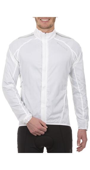 Endura Pakajak Jacket with stuff sack white